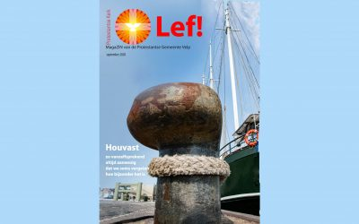 kerkmagazin Lef! september