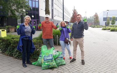 succesvolle WorldCleanupDay