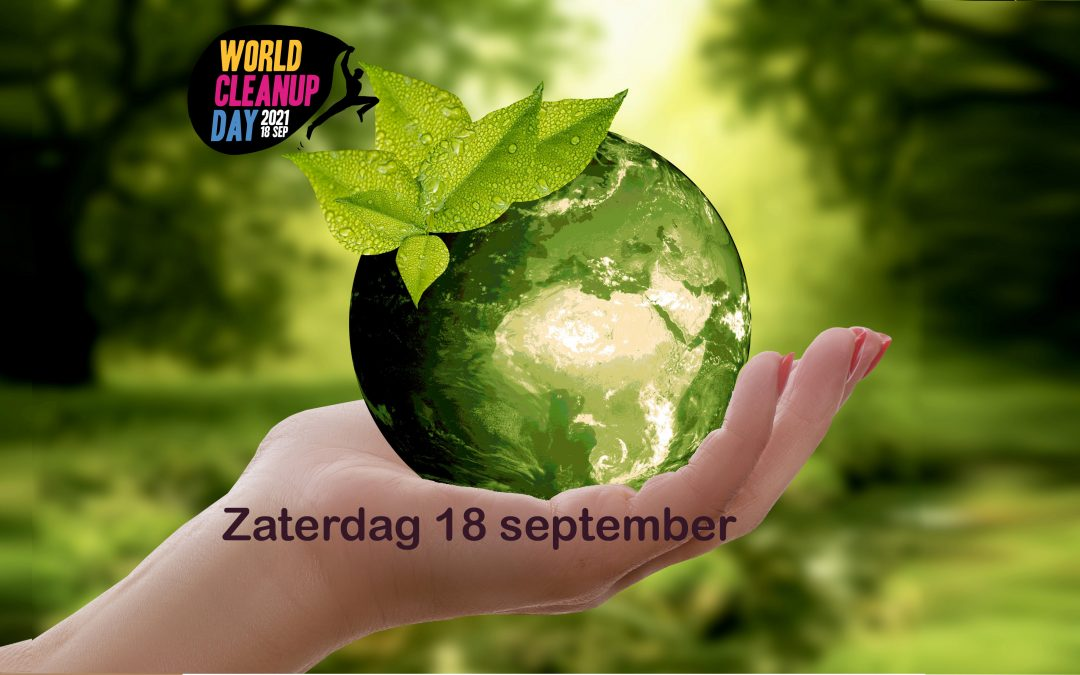 18 september World Cleanup Day